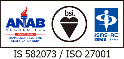 IS 582073 / ISO 27001